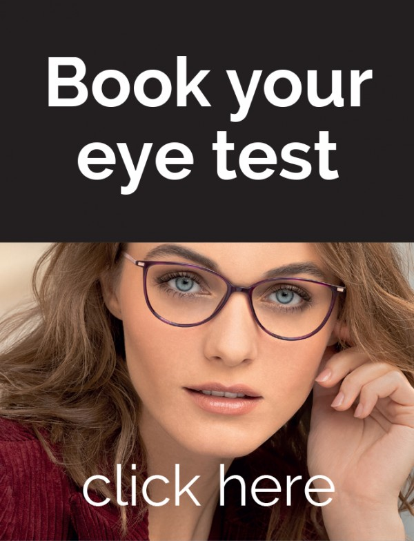 Book your eye test