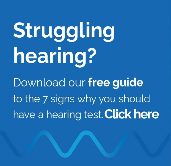 Struggling hearing? Download our free guide.